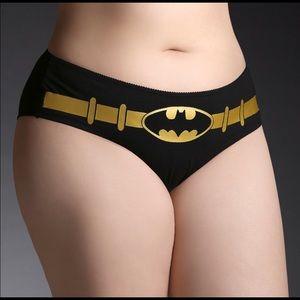 NWOT Torrid Batman Hipster Panty